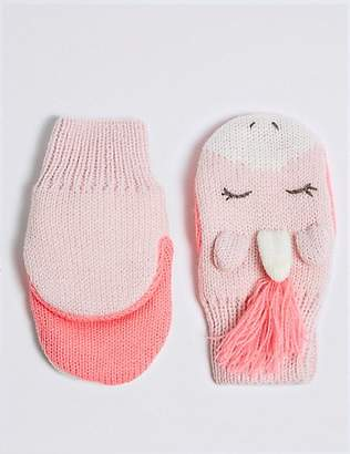 Marks and Spencer Kids' Unicorn Mittens