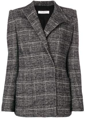 Philosophy di Lorenzo Serafini check pattern blazer