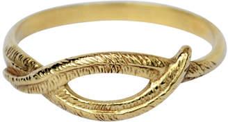 Stefanie Sheehan Jewelry Woven Palm Ring
