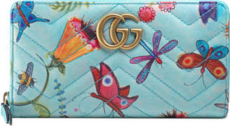 Gucci Unskilled Worker GG Marmont wallet
