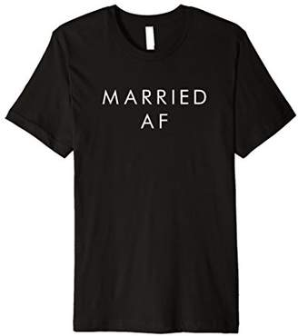 Abercrombie & Fitch Married Shirt Funny Marriage Shirt For Men