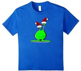 Christmas Alien Funny T Shirt Merry Christmas Alien Lovers