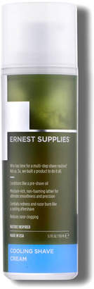 Ernest Supplies Cooling Shave Cream, 5.1 oz. / 150 ml