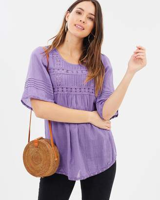 Elizabeth Tunic Top