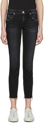Amo Black Stix Jeans $255 thestylecure.com