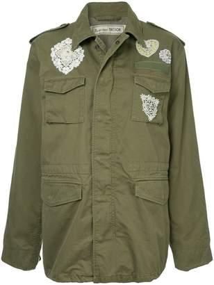 Tu es mon TRÉSOR M65 field jacket