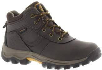 Timberland Kids Mt. Maddsen Hiking Boot, Dark , Little Kid