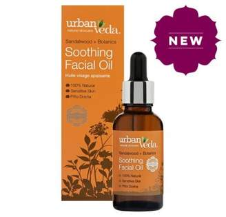 Veda Urban Soothing Facial Oil 30ml