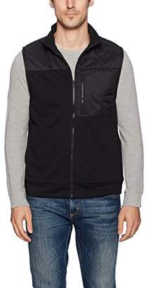 Kenneth Cole New York Men's Techy Fleece Vest