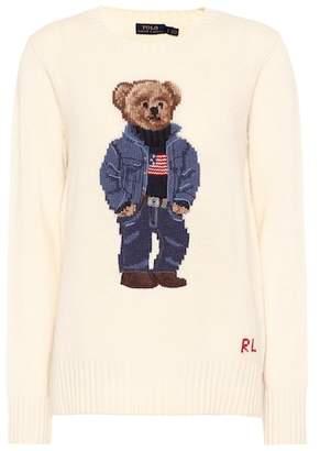 Polo Ralph Lauren Intarsia wool sweater