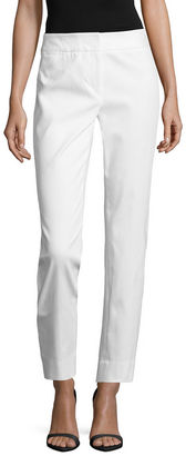 LIZ CLAIBORNE Liz Claiborne Classic Fit Ankle Pants $48 thestylecure.com