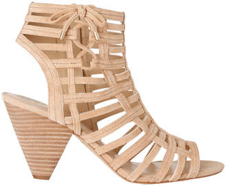 Vince Camuto Evinia Sandy Lane Suede Sandal