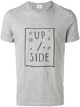 Dondup 'up/side' printed T-shirt