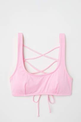 H&M Bikini Top - Pink