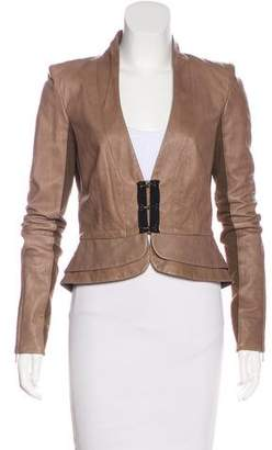 A.L.C. Tailored Leather Jacket