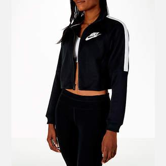 Nike Women's Sportswear Crop Track Jacket