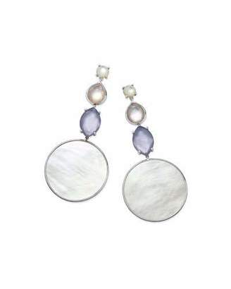 Ippolita Wonderland Long Multi-Drop Doublet Earrings in Primrose