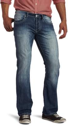 Buffalo David Bitton Men's King Slim Bootcut Jean in