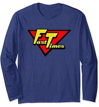 Fast Times Promo Long Sleeve Shirt - Band Logo