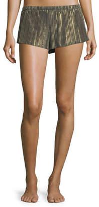 Cosabella Minimalista Plisse Lounge Shorts