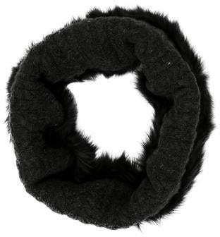 Ralph Lauren Shearling Fur Stole