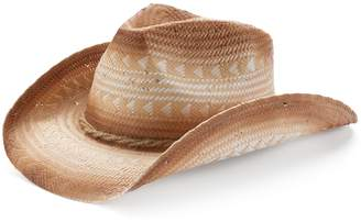 9d7ffe78542f1 at Kohl s · Peter Grimm Ini Drifter Geometric Cowboy Hat