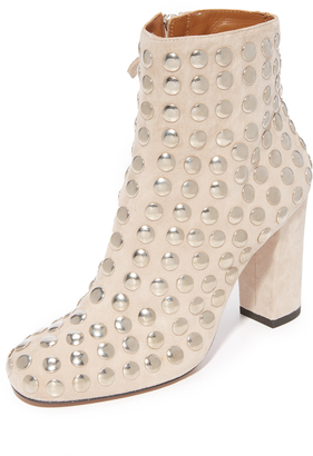 IRO Bootroky Studded Booties $870 thestylecure.com