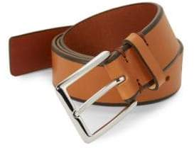 Roberto Cavalli Tapered Edge Leather Belt