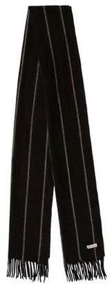 Beretta Striped Cashmere Scarf