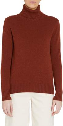 Loro Piana Dolcevita Parksville Cashmere Turtleneck Sweater