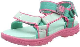 Jack Wolfskin Girls' Seven SEAS 2 Sandal G Sport