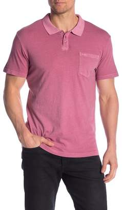 RVCA Pigment Slim Fit Polo