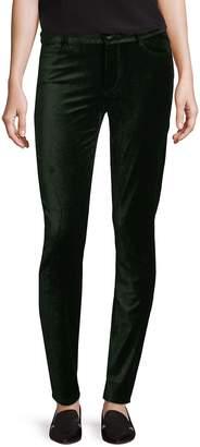 Paige Women's Verdugo Super Skinny Velvet Pants
