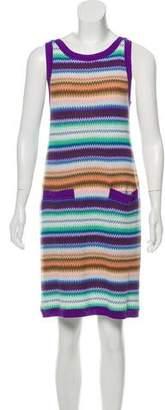 Missoni Patterned Mini Dress