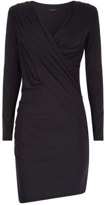 AllSaints Sofia Jersey Mini Dress