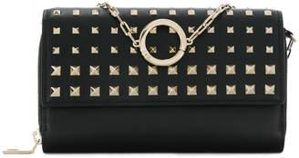 Valentino studded clutch bag