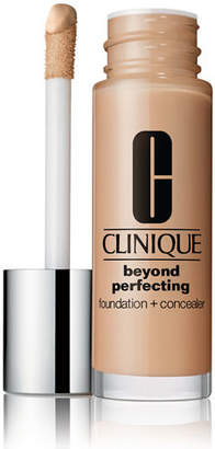 Clinique Beyond Perfecting; Foundation + Concealer