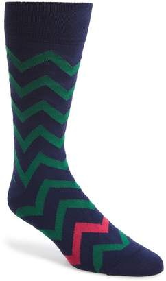 Paul Smith Bright Zigzag Socks