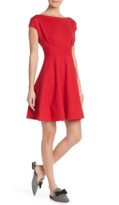Kate Spade Fiorella Ponte Knit Dress