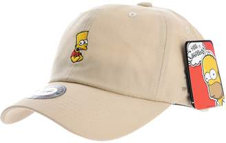 The Simpsons WITHMOONS Baseball Cap Crossed Bart Simpson Hat HL1867 a700559d36aa
