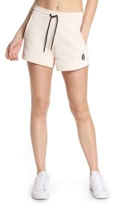 Nike Collection Women's Fleece Shorts