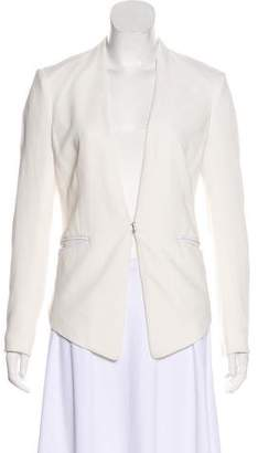 Rag & Bone Collarless Long Sleeve Blazer
