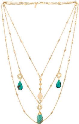 Vanessa Mooney Cowboy Multi Strand Necklace