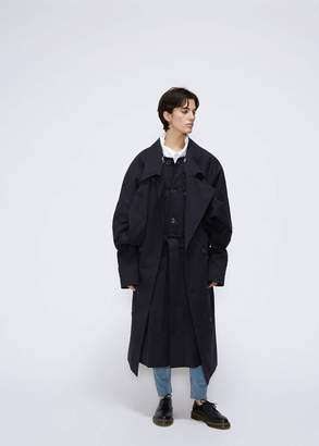 Y/Project Double Front Trench Coat