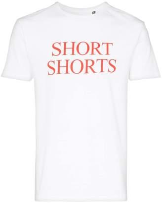 Browns X Fantastic Man short shorts cotton T-shirt