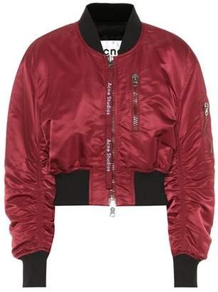 Acne Studios Aila reversible bomber jacket