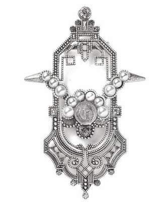 DYLANLEX Lana Brooch w/ Swarovski® Crystals
