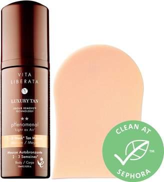 Vita Liberata pHenomenal 2-3 Week Tan Mousse & Tanning Mitt Duo