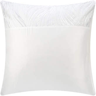 Kylie Minogue At Home at Home - Renata Pillowcase - Oyster - 65x65cm