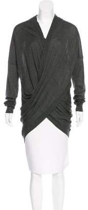 Alexander Wang Draped Knit Top